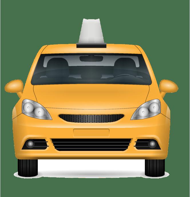 usługi taxi